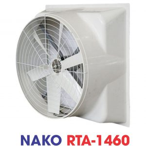 Quạt hút composite RTA 1460