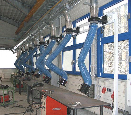 Đánh giá hiệu quả của hệ thống lọc bụi tại nhà máy sản xuất xi măng