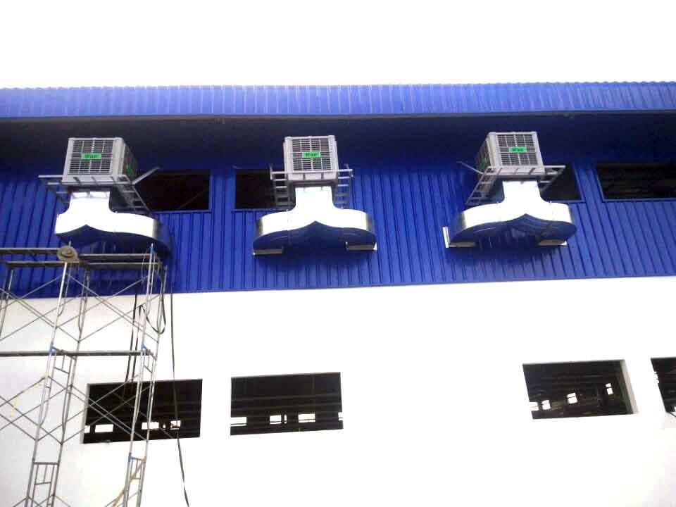 Những ưu thế khi dùng hệ thống thông gió làm mát cho công ty và nhà dân