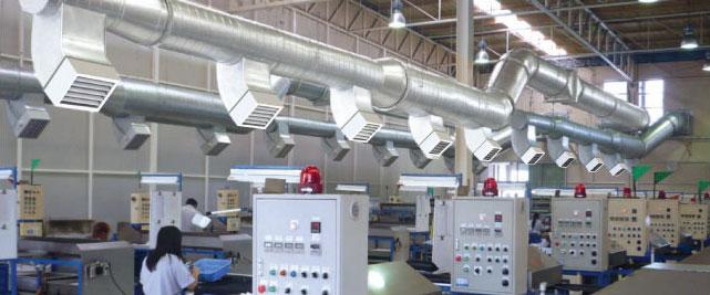 Những lợi ích khi dùng ống gió điều hòa trong các tòa nhà bạn không thể bỏ qua