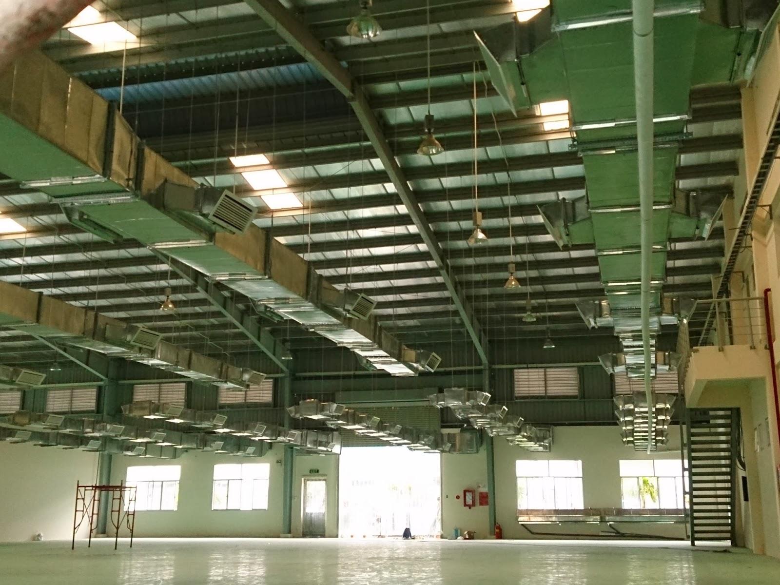 Những phương pháp thông gió làm mát nhà xưởng tiết kiệm và hiệu quả bạn nên sử dụng