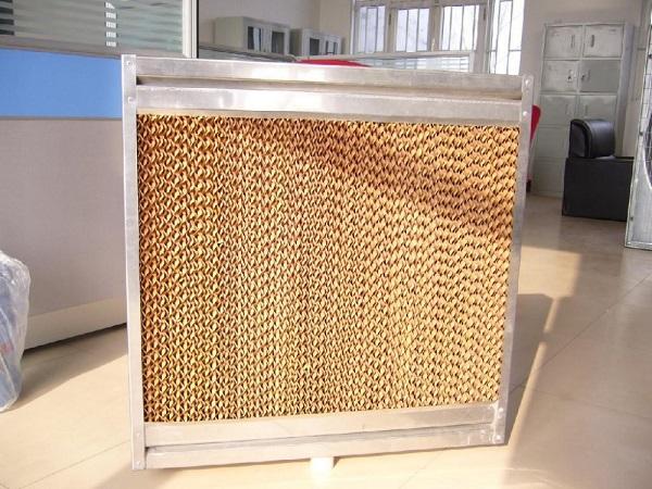 Tấm làm mát nhà xưởng cooling pad giải pháp làm mát tối ưu nhất