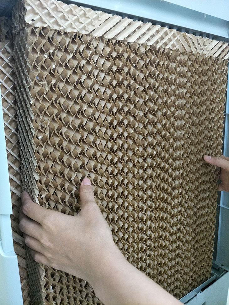 Những đặc điểm nổi bật của tấm làm mát giấy Cooling Pad mà chúng ta không thể bỏ qua