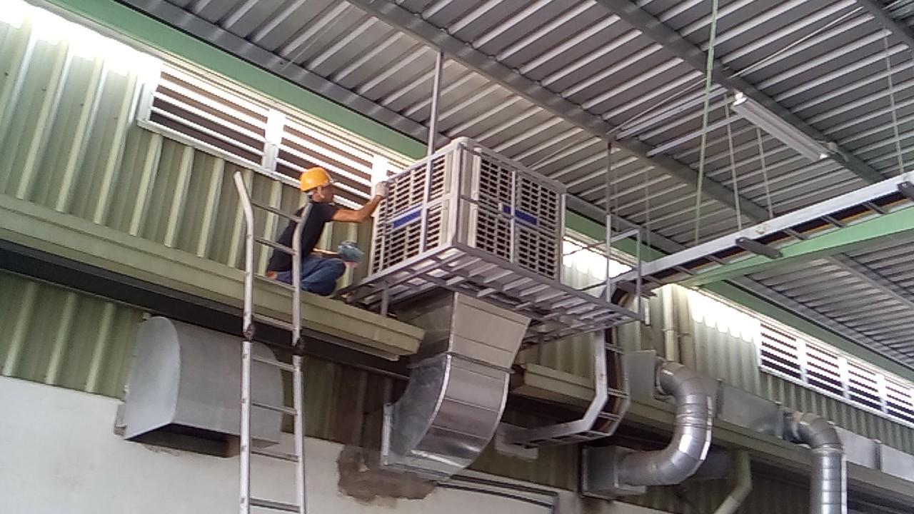 Bí quyết chọn mua máy làm mát nhà xưởng vừa tiết kiệm vừa hiệu quả