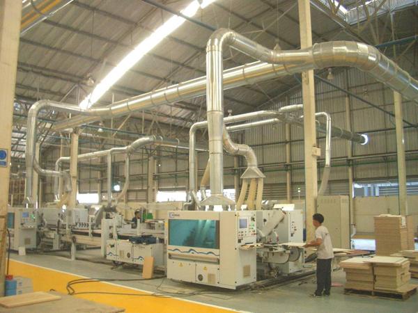 Tìm hiểu thêm về hệ thống lọc bụi túi vải trong các nhà xưởng thường dùng