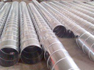 Công dụng của ống gió điều hòa trong kiến trúc nhà ống bạn cần biết