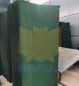 Tấm làm mát xanh hafuji