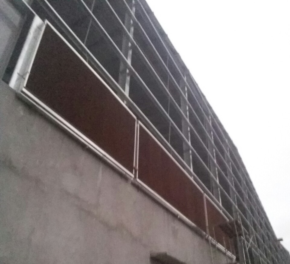 khung dàn lạnh cooling pad